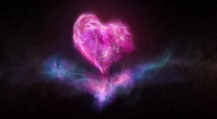 süda vaba lind kosmos ruum