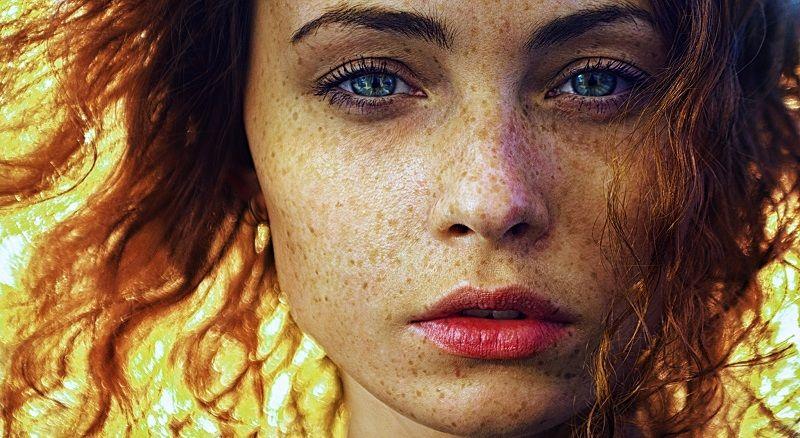 Paljastatud olemus, Paljastatuks, Loomulik naine, Päikese valgus