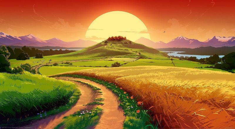 Ausus ja rahu, tee, päike, elu, kogukond